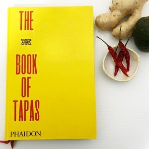 Other - Recipe Book: The Book of Tapas